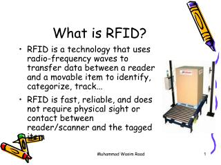 What is RFID?