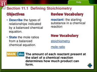 Types of Chemical Reactions  Solution Stoichiometry