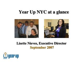 Year Up NYC at a glance
