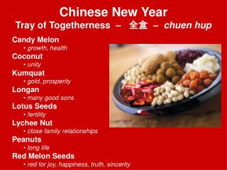 Chinese New Year Tray of Togetherness  –   全盒  –   chuen hup