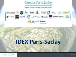 IDEX Paris-Saclay