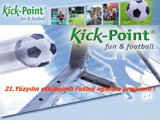 21.Yüzyılın etkileşimli Futbol eğlence programı !
