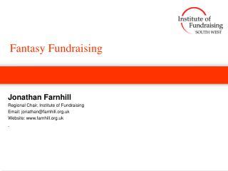 Fantasy Fundraising