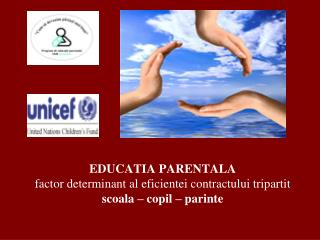 Program de Educatie Parentala