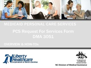 MEDICAID PERSONAL CARE SERVICES