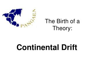 The Birth of a Theory: