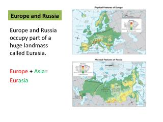 Europe and Russia