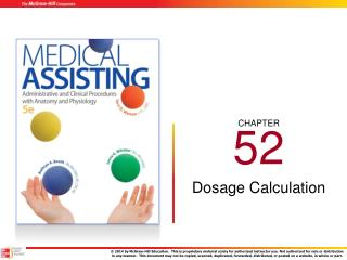 Dosage Calculation
