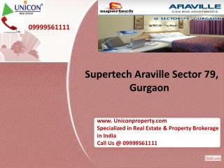 Supertech Araville Gurgaon