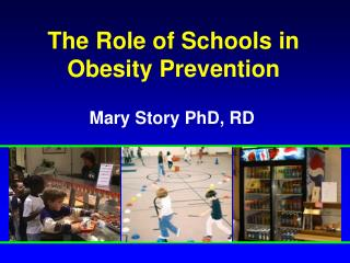 The Role of Schools in Obesity Prevention
