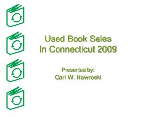 Used Book Sales In Connecticut 2009
