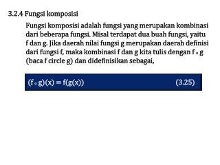 (f o g)(x) = f(g(x)) (3.25)