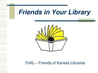 Friends in Your Library