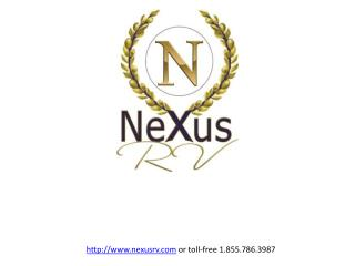 About Us - NeXus RV