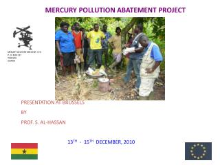 MERCURY POLLUTION ABATEMENT PROJECT
