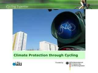 Climate Protection through Cycling