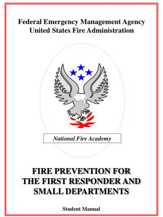 National Fire Academy