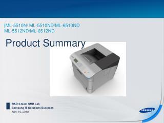 [ML-5510N/ ML-5510ND/ML-6510ND ML-5512ND/ML-6512ND