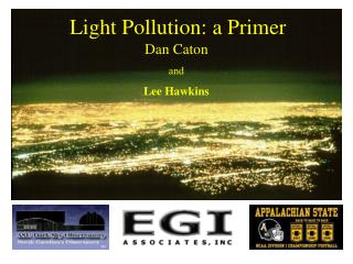 Light Pollution: a Primer