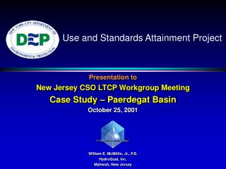 Use and Standards Attainment Project