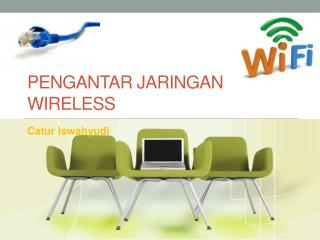 PENGANTAR jaringan wireless