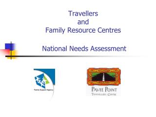 Travellers  and  Family Resource Centres  National Needs Assessment
