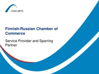 Finnish-Russian Chamber of Commerce
