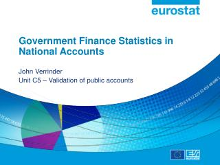 Government Finance Statistics in National Accounts