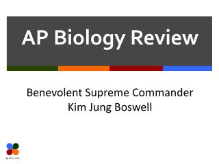 AP Biology Review