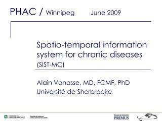 PHAC / WinnipegJune 2009
