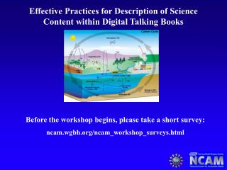 Effective Practices for Description of Science Content within Digital Talking Books