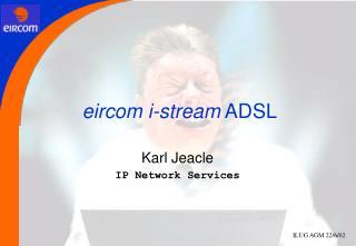 eircom i-stream ADSL