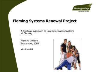 Fleming Systems Renewal Project
