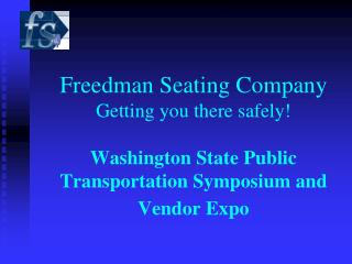 Who Is Freedman Seating?