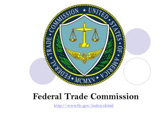 Federal Trade Commission ftc/index.shtml