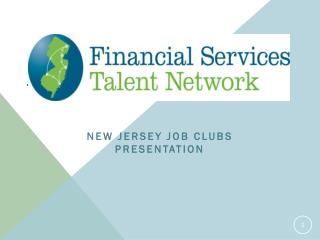 Financial Services  Talent Network