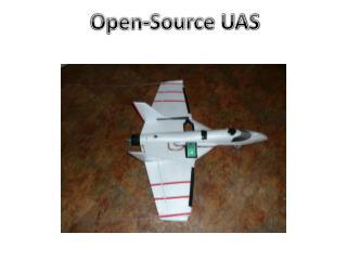 Open-Source UAS