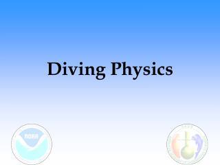 Diving Physics