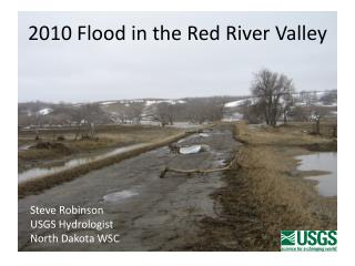 2010 Flood in the Red River Valley