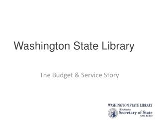 Washington State Library