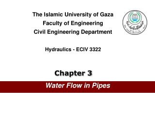 Water Flow in Pipes