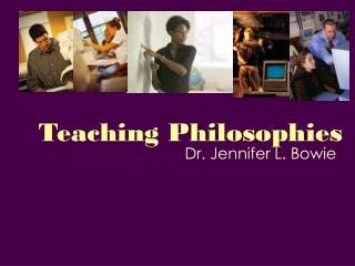 Teaching Philosophies