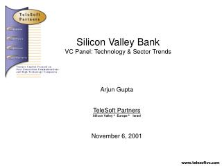 Silicon Valley Bank VC Panel: Technology & Sector Trends