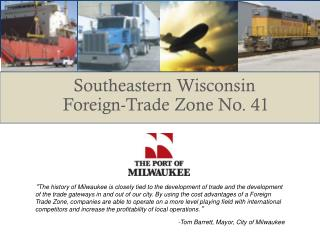 Southeastern Wisconsin Foreign-Trade Zone No. 41