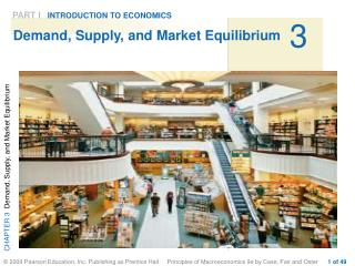 PART I INTRODUCTION TO ECONOMICS