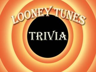 In what year was the first Looney Tune cartoon released? 1927 1930 1941 1956