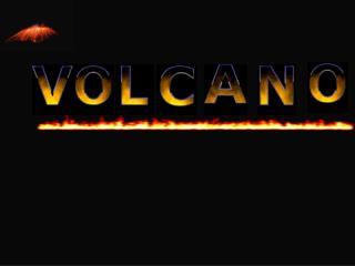 Topic: Volcano Locations