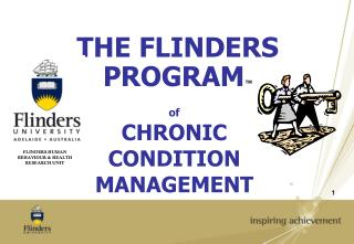 of CHRONIC CONDITION MANAGEMENT
