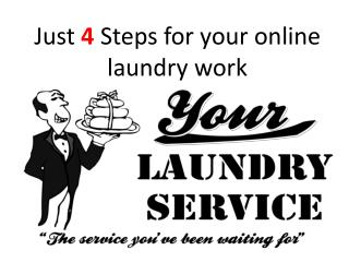 Best online Laundry services - amyslaundry2go.com