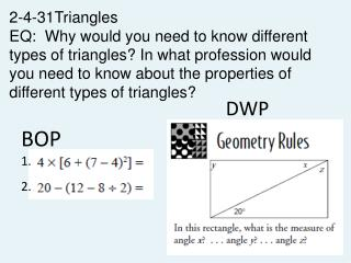 2-4-31Triangles